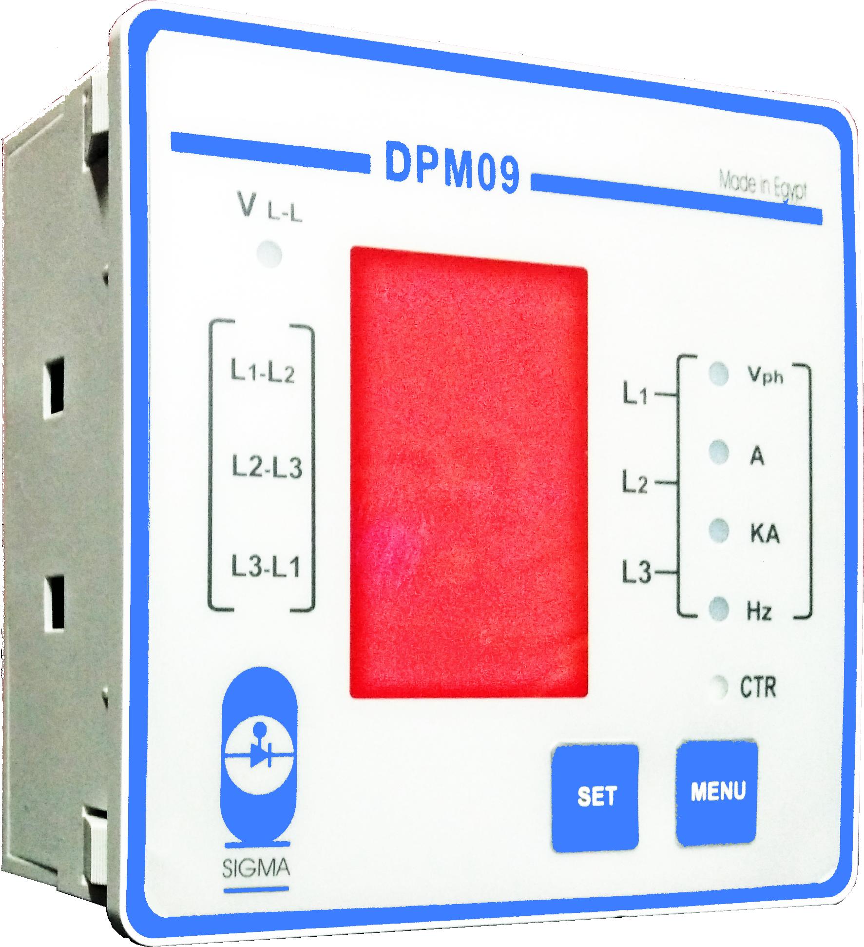 Multi-Function Digital Panel Meters